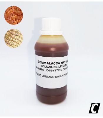 GOMMALACCA NATURALE LIQUIDA
